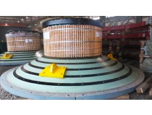 Ball MILL Citic 6.2m dia x 9.5m L (f/f) (20.34 ft Dia x 31.16 FT L F/F) x 6000 kW Drive