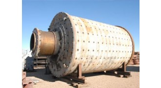 Ball Mill Outotec (Nordberg) 3.96 m diameter (13') x 5.64m (18.5') long x 1125 kW