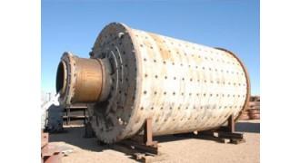 SAG Mill Outotec (Nordberg) 3.96 m diameter (13') x 5.64m (18.5') long x 1125 kW