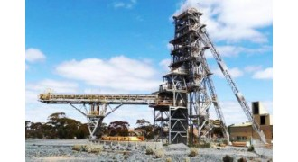 Junction Headframe Stacker and Winder House